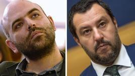 Diffamazione Salvini, Saviano indagato