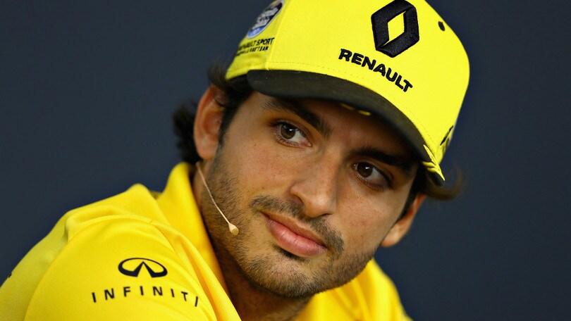 F1 Ungheria: Sainz: «Il mio futuro non è deciso solo dalla Red Bull»