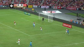 ICC, Atletico Madrid-Arsenal 4-2 d.c.r. (1-1)