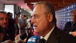 Lazio, Lotito evita polemiche sul Var