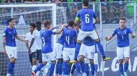 L'Italia Under 19 vola in finale agli Europei! 2-0 alla Francia, ora il Portogallo