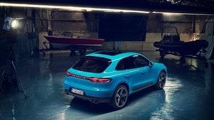 Porsche Macan restyling: foto