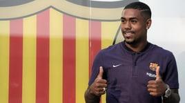 Malcom: «Roma? Ho sempre voluto il Barcellona»