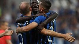 Europa League, Sarajevo-Atalanta 0-8: Papu Gomez e Barrow danno spettacolo