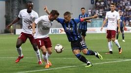 Europa League, Hapoel Haifa-Atalanta in diretta alle 18: probabili formazioni e tv