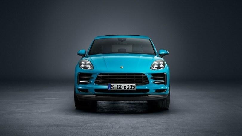 Porsche Macan, con il restyling cambia pelle
