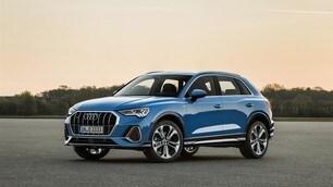 Nuova Audi Q3, le foto