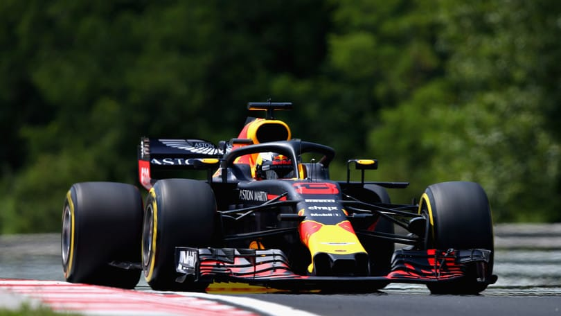 F1 Ungheria, Libere 1: acuto Ricciardo, 2° Vettel