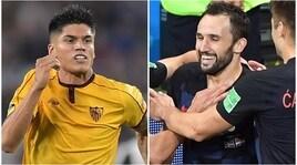Lazio boom, doppio colpo: presi Badelj e Correa!