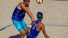 Beach Volley: Europei Under 22, Traballi-Puccinelli agli ottavi