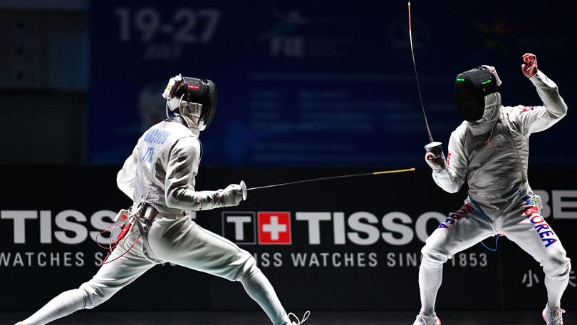 Mondiali scherma, l'Italia vince l'oro nel fioretto a squadre maschile