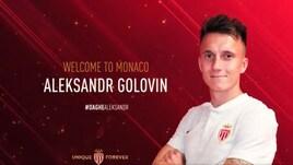 Monaco, ufficiale: preso Golovin