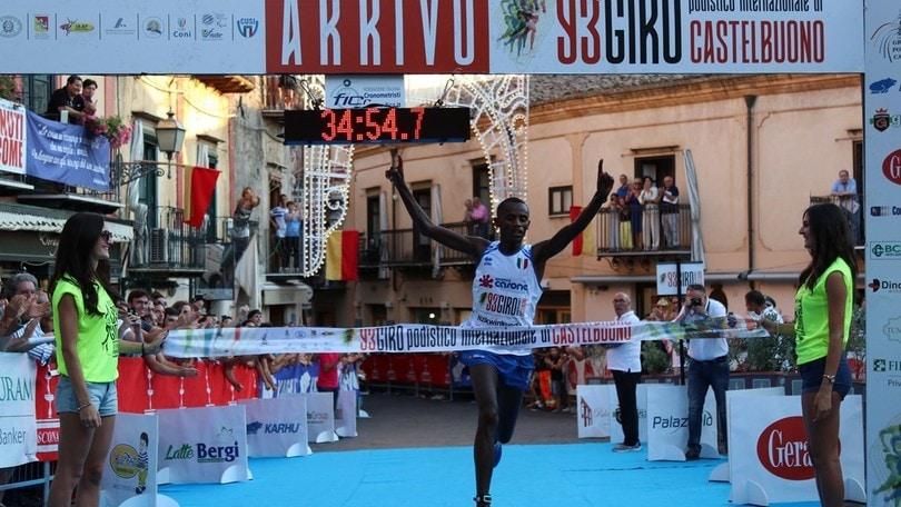 Vince il Burundi al Giro Podistico di Castelnuovo