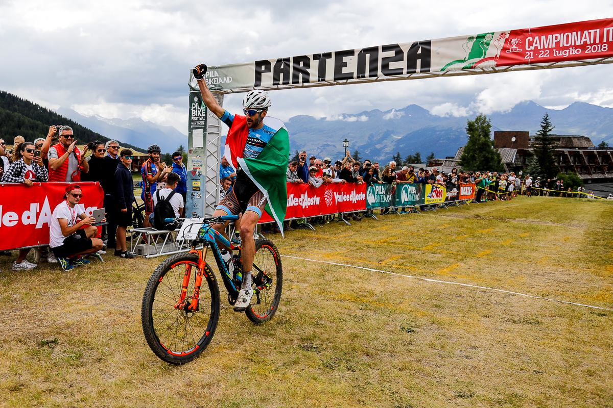 MTB Campionato Italiano: Kerschbaumer si conferma