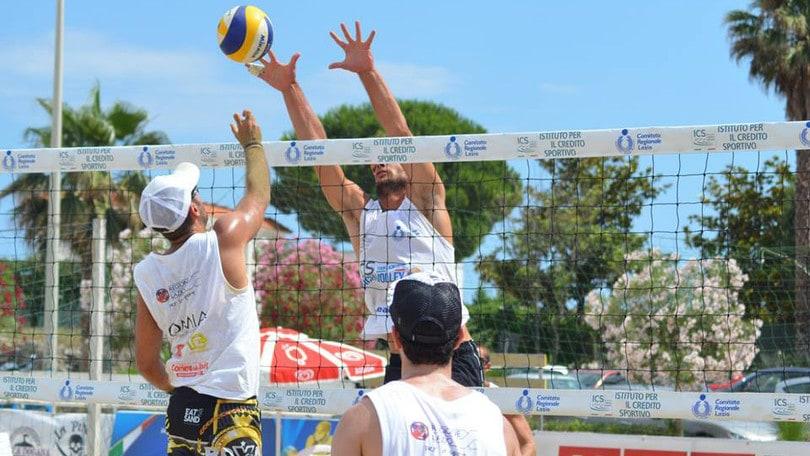 Beach Volley: ICS Tour Lazio 2018, gran finale ad Ostia