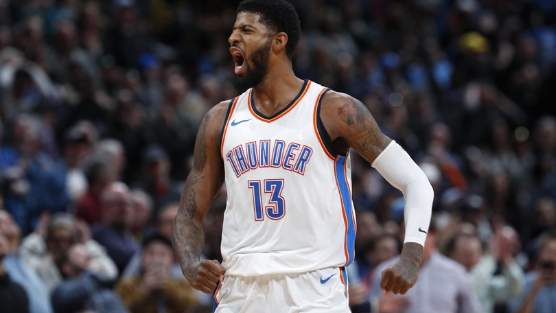NBA, Paul George: