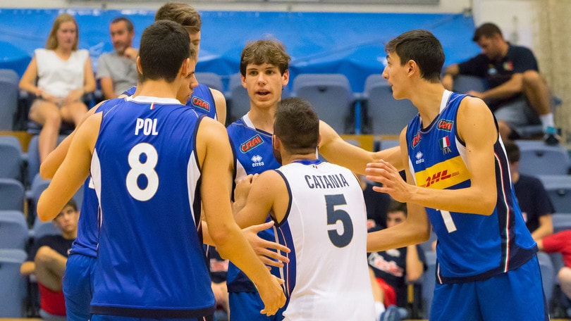 Volley: Torneo Wevza, l'Italia Under 18 è in finale