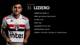 Liziero, la scalata nel San Paolo e l'offerta del Borussia Dortmund