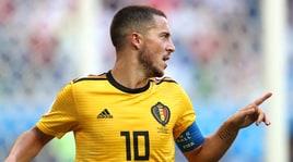 Hazard rinuncia al Real e resta al Chelsea: «Sarri gli darà la fascia»
