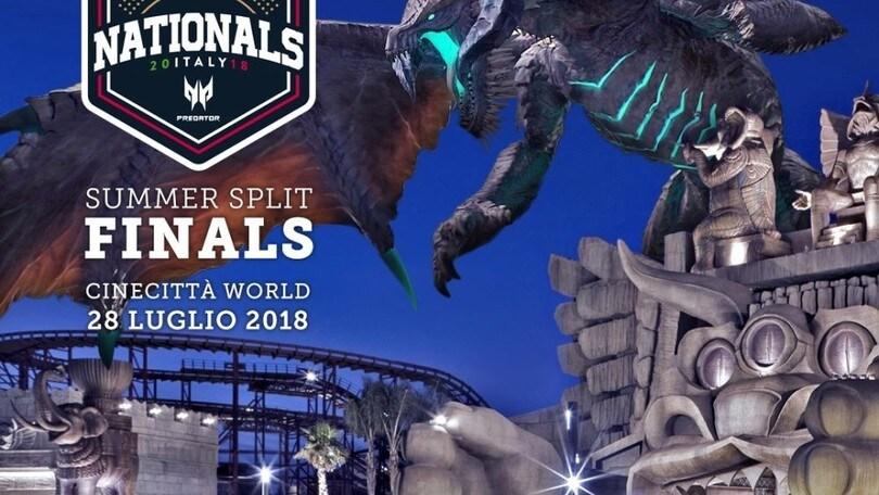 PG Nationals Predator: oggi a Roma le finali!
