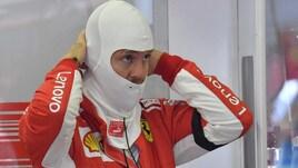 F1 Ungheria, Libere 3: Vettel è il più veloce, secondo Bottas