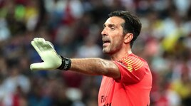 Arsenal-Psg 5-1: Buffon in campo 73'