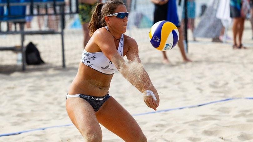 Beach Volley: Europei Under 22, Traballi-Puccinelli arrivano ai quarti