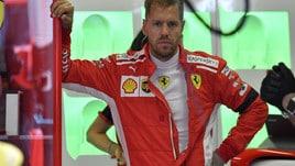 F1 Ungheria, Vettel parte quarto, ma ci crede ancora