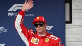F1 Ungheria, Raikkonen: «Domani è un'altra giornata e ci proveremo»