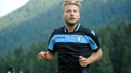 Lazio-Spal 3-0: magia di Immobile