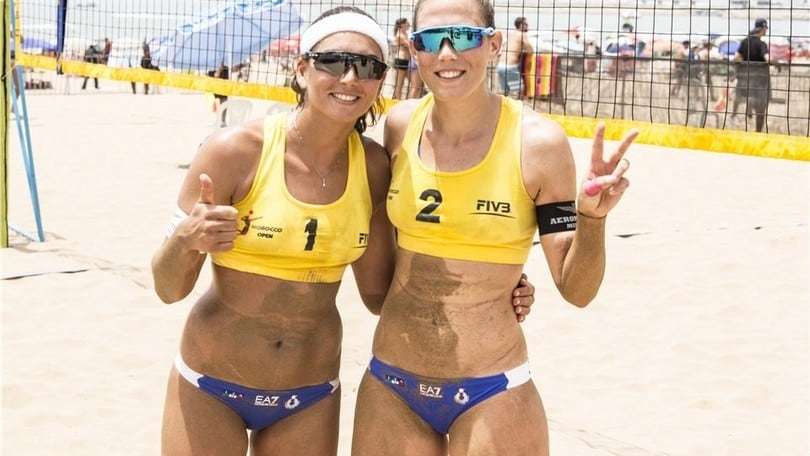 Beach Volley: ad Agadir derby italiano in semifinale