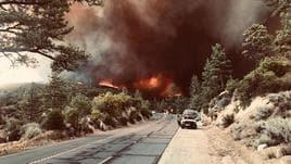 Incendi California, stato d'emergenza