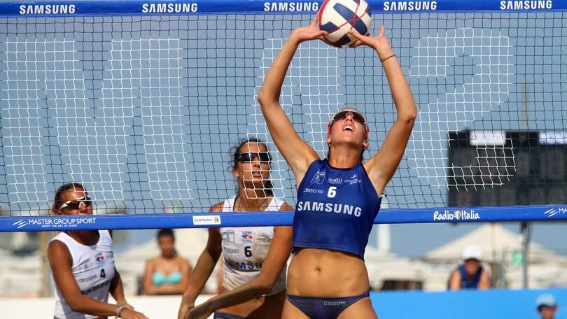 Sand Volley: a Lignano Sabbiadoro definiti gli accoppiamenti di semifinale