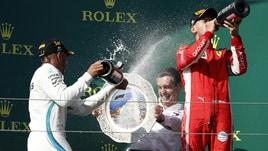 F1 Ungheria, Vettel: «Fatto il massimo»