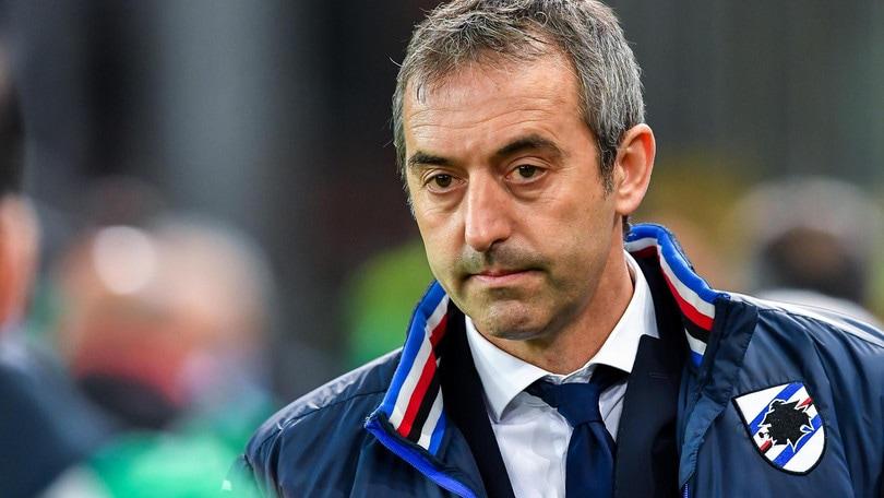 Serie A Sampdoria, senti Giampaolo: «Servono un difensore, un regista e una punta»