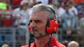 F1 Ungheria, Arrivabene: «Restiamo sereni, il mondiale è lungo»