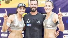 Beach Volley: Orsi Toth-Menegatti, trionfo in Marocco