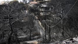 Grecia: bilancio incendi sale a 91 morti