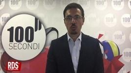 I 100 secondi di Simone Zizzari: «Juve, è arrivato il marziano Ronaldo»