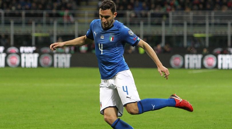 Napoli, De Laurentiis insiste per Darmian: pronti 5 anni di contratto