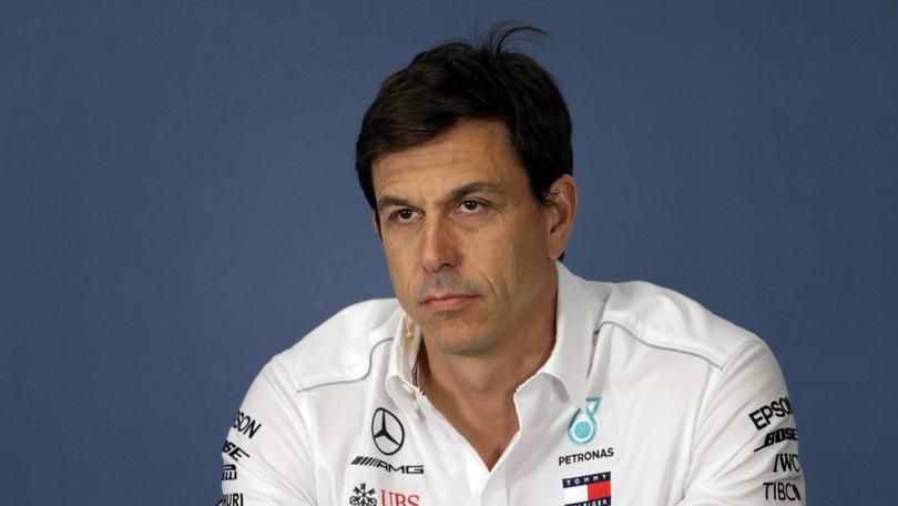 F1 Ungheria, Wolff: «Non abbiamo un pilota numero due»