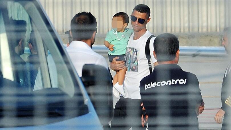 Ronaldo è arrivato a Torino: ecco il programma