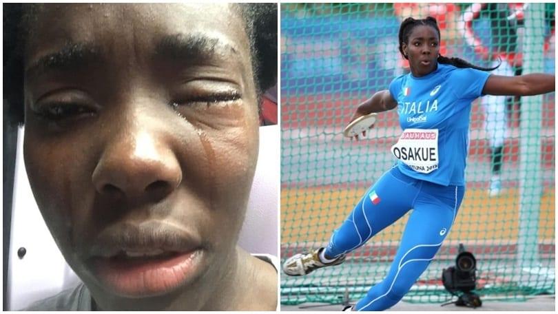 Chi è Daisy Osakue, promessa azzurra dell'atletica