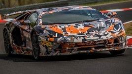 Lamborghini Aventador SVJ: i segreti del record