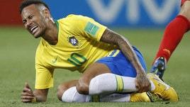 Neymar dopo le critiche sulla simulazione: «A volte esagero, ma io soffro sul campo»