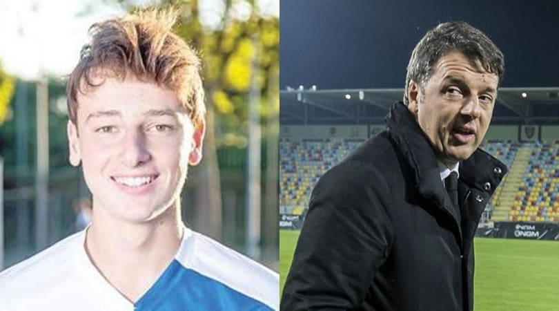 Udinese, Renzi jr ce l'ha fatta: in ritiro con la Primavera