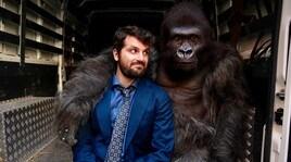 Attenti al gorilla, al via le riprese del nuovo film di Luca Miniero con Frank Matano