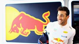 F1 Ungheria, Ricciardo: «Finalmente Bottas è stato aggressivo»