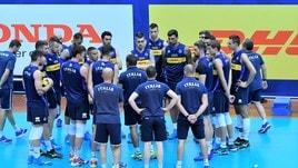 Volley: Blengini ha diramato la lista dei 22 per i Mondiali