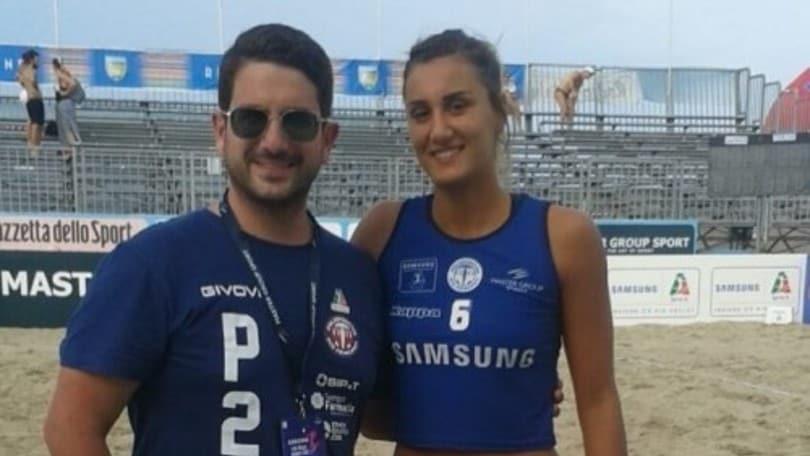 Volley: A2 Femminile, a Baronissi la potenza di Alessia Arciprete